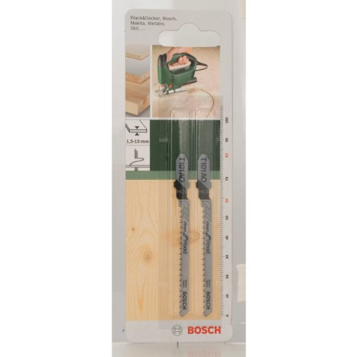 BOSCH Lama Per Seghetto Alternativo Hcs T 101o 56mm 1,4