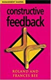 Constructive Feedback (Management Shapers)