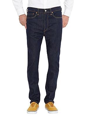 Levi's Men's 522 Slim Tapered Jeans