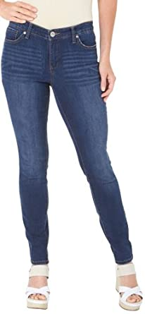 Nine West Cigarette Skinny Jeans Blue major 4
