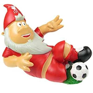 Liverpool F.C. Garden SLIDING TACKLE Gnome from Liverpool FC