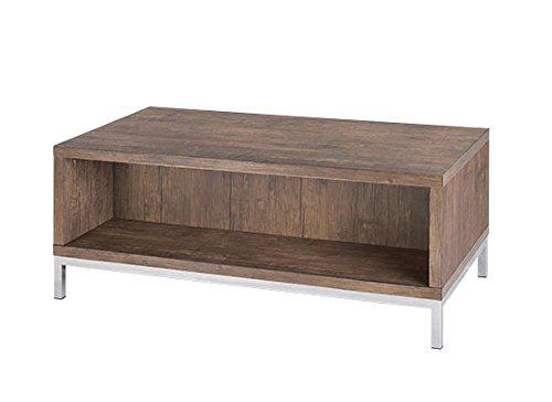 Amari, tavolino da caffè in legno