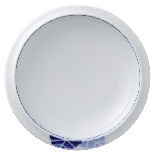 有田焼 匠の蔵 口福(こうふく)なお茶漬け碗シリーズ 小皿 若葉 T7163