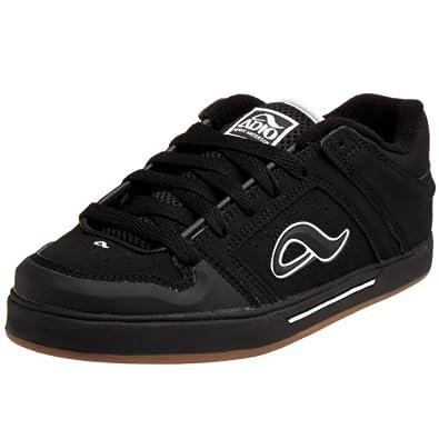 Adio Men's Kenny V2 Sneaker,Black/Black Gum,5 M US