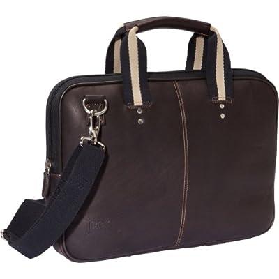 Jill.e Designs Jack Savoy Leather Laptop Portfolio