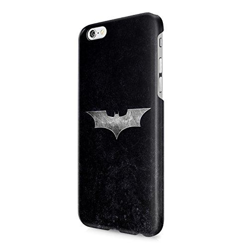 Batman The Dark Knight Rises Logo Grunge Hard Snap-On Protective Case Cover For Iphone 6 / Iphone 6S