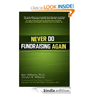 Never Do Fundraising Again: A Paradigm Shift from Donors to Lifelong Partners