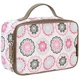 Dwellstudio Lunch Box, Zinnia Rose (Discontinued by Manufacturer)