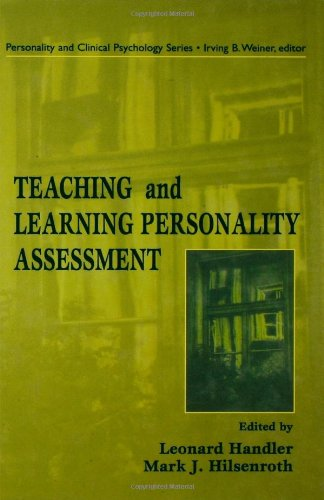 Teaching and Learning Personality Assessment (Lea Series...