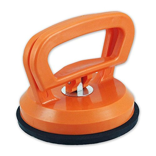 """4-1/2"""" Dent Puller Suction Cup Handle - 80 Lbs Lift - Glass, Sheet Metal"""