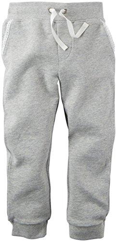 Carter's Little Girl's Pull on Pant (Toddler/Kid) - Gray - 2T