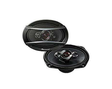 Pioneer TS-A6934i-HP Paire d'Haut-parleurs Noir