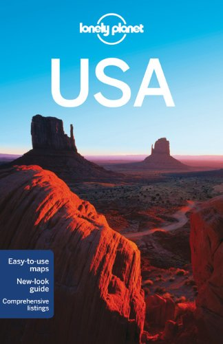Lonely Planet USA (Country Gu