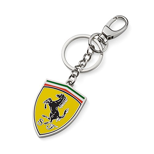 Ferrari Shield Metal Key Ring by Ferrari