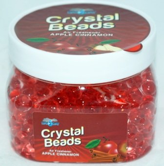 Cinnamon Crystal Beads Air Freshener - 8oz
