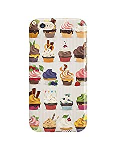 Colorful Cupcakes iPhone 6/6s Phone Case