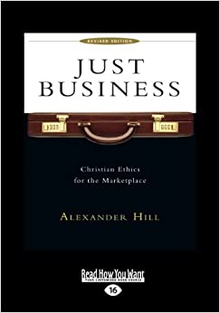 christian business ethics Taking into considerations so extent relgious influence on business ethics, we would like to emphasize on 4 basic world's religions: christianity, judaism, islam .