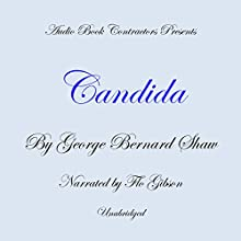 Candida Audiobook by George Bernard Shaw Narrated by Flo Gibson