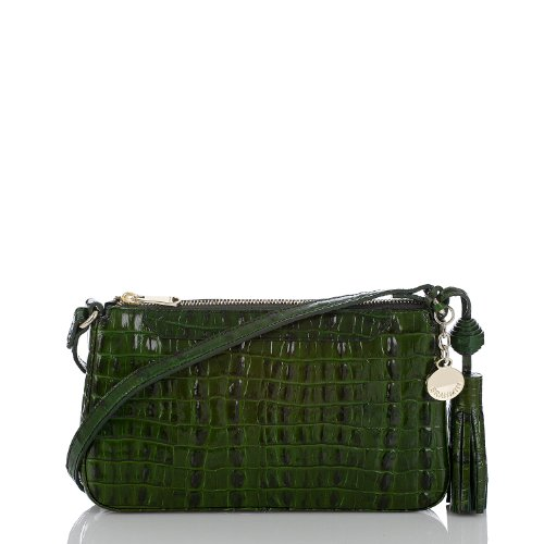 Kitten Shoulder Bag<br>La Scala Racing Green