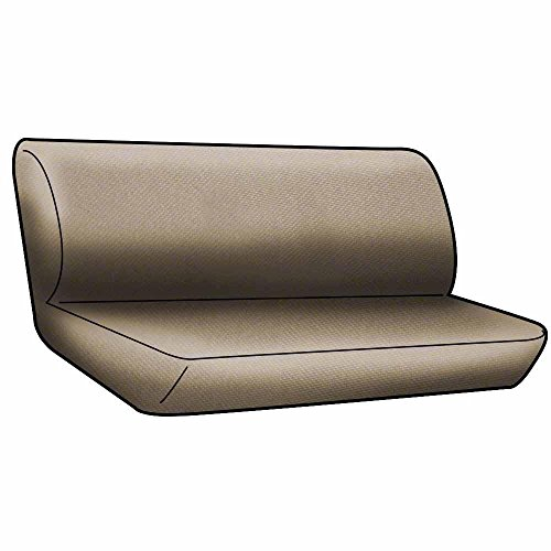 coverking custom fit rear solid bench seat cover for. Black Bedroom Furniture Sets. Home Design Ideas