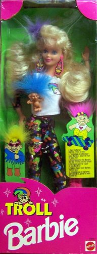 1992-Troll-Barbie-Doll-with-Mini-Troll-Doll