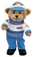 """Chantilly Lane 14"""" Ricky Racer Bear by Chantilly Lane"""