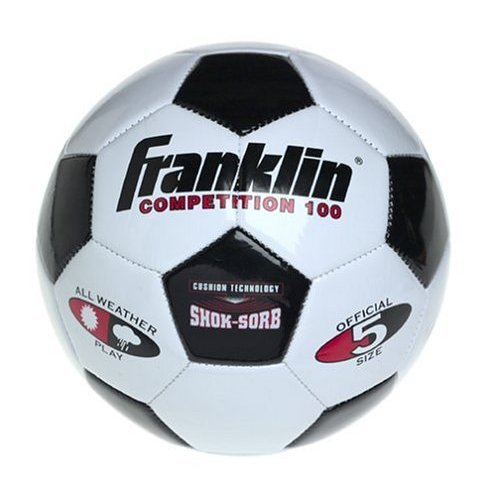 Franklin Sports Competition 100 Soccer Ball
