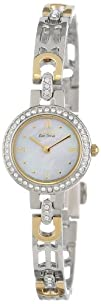 Citizen Womens EW8464-52D Eco-Drive Silhouette Crystal Accented