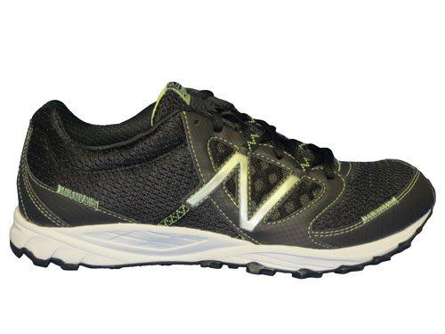 New Balance Women's 310 Running Shoe Black/Green (11)