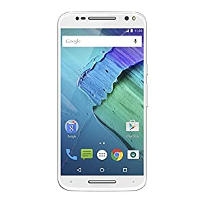 Motorola Moto X Pure Edition - Unlocked - 16GB White & Bamboo