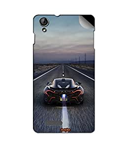 instyler MOBILE STICKER FOR XOLO A1010