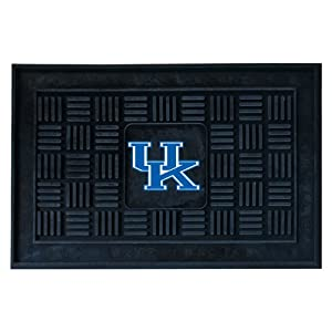 Buy FANMATS NCAA University of Kentucky Wildcats Vinyl Door Mat by Fanmats