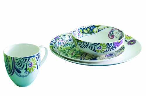 Denby/Monsoon Cosmic Box Set, 16 Pieces