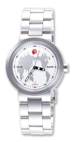 GSX (ジーエスエックス) 腕時計 SMART 5BEAT MOVE GSX219SWH メンズ