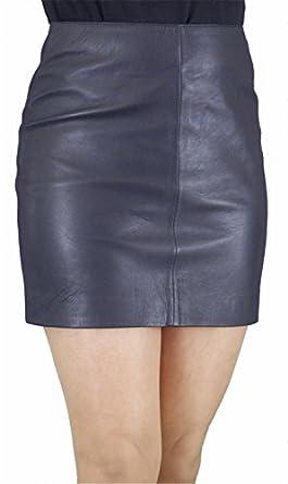 ashwood real genuine luxury soft nappa leather mini skirt