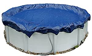 Winter Pool Cover Above Ground 18 Ft Round Arctic Armor 15 Yr Warranty