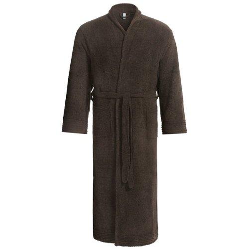 Colorado Clothing Ultra Soft Chenille Robe, Espresso, XX-Large