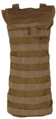 Voodoo Tactical Molle Hydration Bladder Carrier Tan