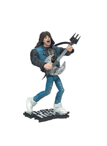 Buy Low Price McFarlane Guitar Hero Axel Steel Variant Figure (B001DEVMEU)