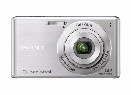 For Sale Sony Cyber-Shot DSC-W530 14.1 MP Digital Still Camera with Carl Zeiss Vario-Tessar 4x Wide-Angle Optical Zoom Lens and 2.7-inch LCD (Silver)