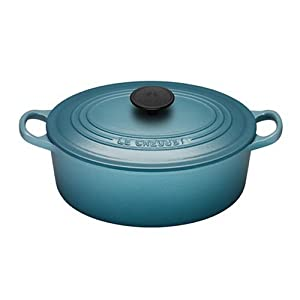 Le Creuset Enameled Cast Iron 5 Quart Oval French Ovens