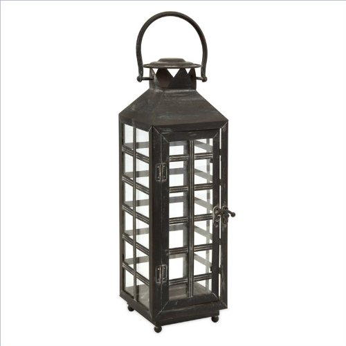 IMAX Corporation Drake Tall Candle Lantern
