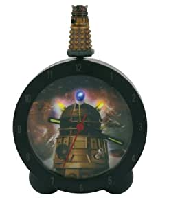 Doctor Who - Dalek LED 3 Phrase Topper Alarm Clock