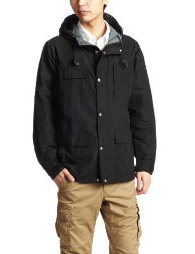 (シェラデザインズ)SIERRA DESIGNS WASHED SHORT PARKA 3011F 0 Black/Gray L