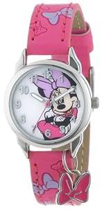 Disney Kids' MIN188 Easy Read First Analog Watch