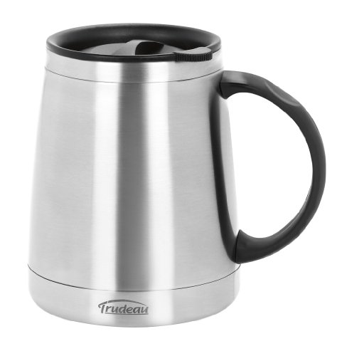 Trudeau Donoti Desk Mug, Satin Finish