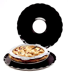 NORPRO Oven Splatter Guard Non-Stick, Protects Oven From drips or Bubbling Pies