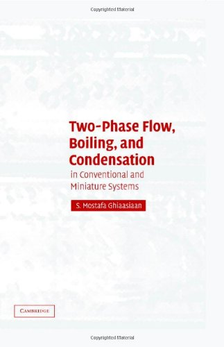 Two-phase flow, boiling and condensation