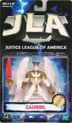Picture of Hasbro Justice League of America Zauriel Action Figure (B000H50MW4) (Hasbro Action Figures)