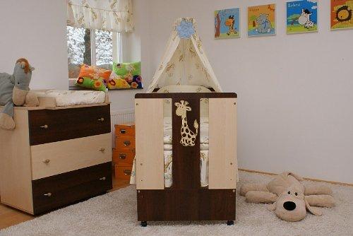 Baby Beistellbett Stillbett 1 Kinderbett Paula Babybett